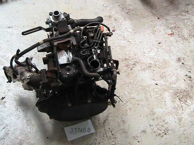 Used Diesel Engine YANMAR 3TN68