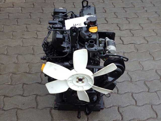 Used Diesel Engine YANMAR 3TN84