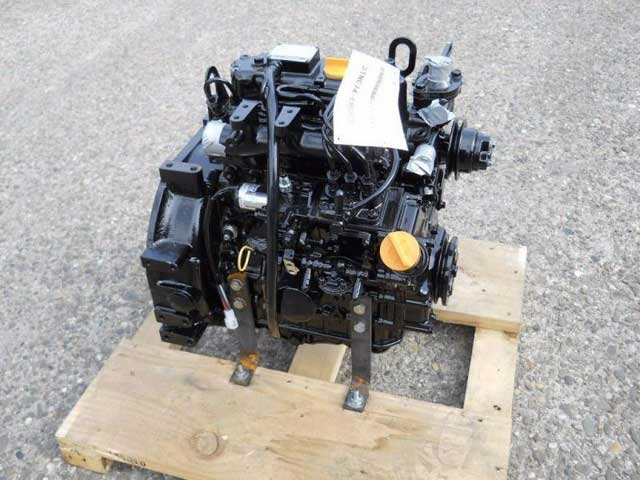 Used Diesel Engine YANMAR 3TNE74
