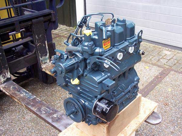Used Diesel Engine KUBOTA D850