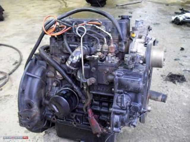 Used Diesel Engine MITSUBISHI L3A